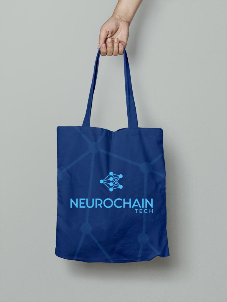 The NeuroChain Ecobag contest Winner