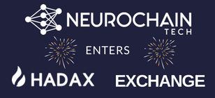 NeuroChain Enters Exchange