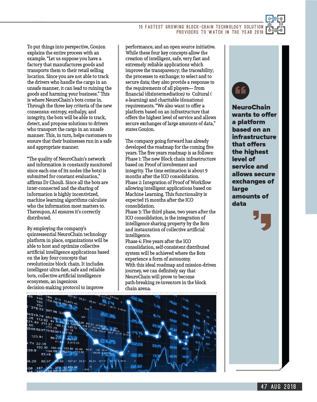 NeuroChain Technology Headlines