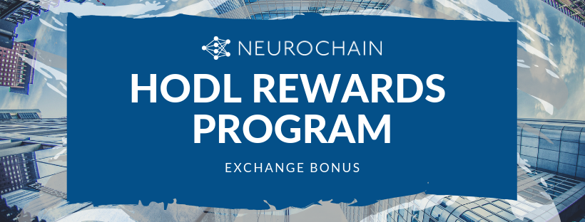 NeuroChain HODL program