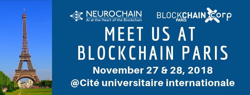 NeuroChain Blockchain