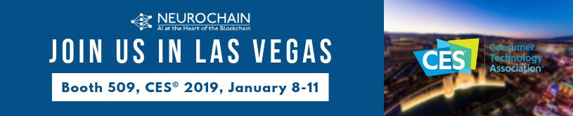 NeuroChain CES Las Vegas